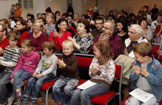 Hudebně-dramatické studio při MD Olomouc - foto